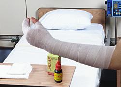 Эплан - идеальная перевязка раны