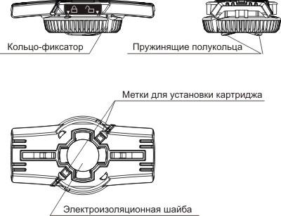 Насадка-переходник НП-11. Стреляющий электрошокер.